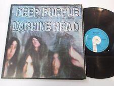 LP/DEEP PURPLE/MACHINE HEAD/TPSA 7504 FOC +OIS/ KOREA / MEGARAR BLUE Label