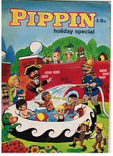 PIPPIN COMIC HOLIDAY SPECIAL 1969 Trumpton/Pogles/Woodentops