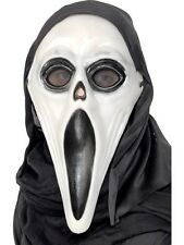 Maschera Halloween  Scream Fluo costume Smiffys *17181