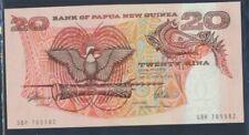 Papoea-Guinee Pick-Aantal: 10a ongecirculeerd 20 Kina Vogels (8345830