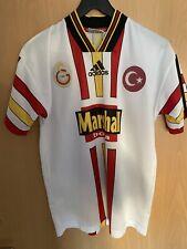 Galatasaray Soccer 1998/1999 Jersey Trikot Shirt Vintage Retro Marshall Adidas L