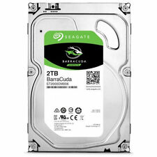 Seagate 2TB BarraCuda SATA 6Gb/s 64MB Cache 3.5-Inch Internal Hard Drive