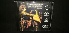 Led Zeppelin CD Jennings Farm Blues Studio + Live Toronto 1971