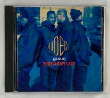 Jodeci - Forever My Lady (Cd, 1991, MCA, BMG) Free Shipping