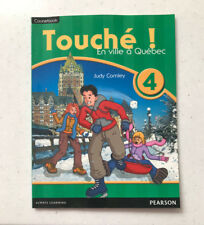 Touche ! 4: Student French Year 9 Coursebook CD-ROM Pack by Judy Comley - As New