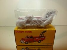 DINKY TOYS ATLAS 25R STUDEBAKER RECOVERY TRUCK - DEPANNAGE - EXCELLENT IN BOX