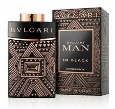 Bvlgari Man In Black Essence 3.4 oz eau de parfum mens cologne NIB