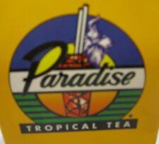 (6)  Paradise Tropical Iced Tea 1oz Filter Bags NEW
