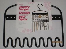 Jewelry Hanger Organizer, Necklaces & Earrings, Hang n Closet, Locker, Car, Etc.