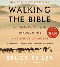 Walking the Bible CD A Journey by Land Through the Five Books of Mose F/S