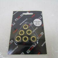 Kit rullini variatore mm 16X13 GRAMMI 8,5 RMS Roller weights