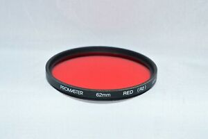 ProMaster 62 mm Red (R2) Screw-In Filter Made in Japan (V-390)