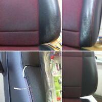 """BMW Lederfarbe greige Lederfresh leather dye [60€/1L] von """"Ledertechnik"""""""