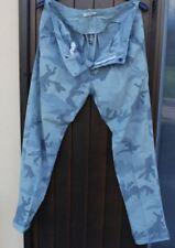 pantaloni Dondup mimetico militare