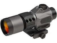 Sig Sauer SOR61011 Romeo6H Red Dot Rifle Scope 1x30mm 4 Reticle Ballistic Circle