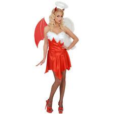 Sexy Costume Angel Devil Diabolic Angel She-Devil Halloween Carnival M 38 40