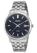 Seiko Men's Round Wristwatches