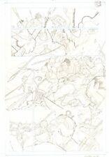 Dungeons & Dragons: Cutter #2 p.15 - vs. Trolls - 2014 Signed art David Baldeon