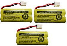 NEW! Battery BT183342 / BT283342 for Vtech AT&T Cordless Telephones (3-Pack)