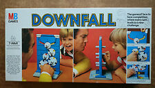 Downfall  Game  by MB 1977