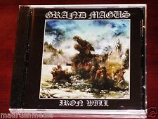 Grand Magus: Iron Will CD 2008 Rise Above / Candlelight Records USA CDL409CD NEW