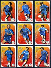Cromos de fútbol de coleccionismo Chelsea Premier League