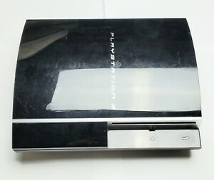 Sony PlayStation 3 PS3 80 GB Fat CECHB01 Console - (Parts/Repair Only)