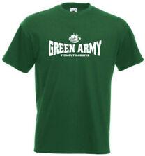 Camiseta de fútbol de clubes internacionales verde talla L