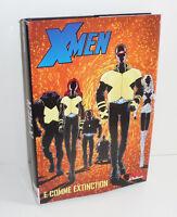 Panini comics  MARVEL DELUXE  X-MEN   E comme EXTINCTION