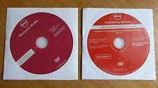 Los discos de recuperación originales del sistema operativo para DELL OptiPlex 7010 Windows 8.1 Pro jdnft 8H9GJ