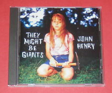 They Might Be Giants - John Henry -- CD / Indie