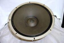 """Pioneer CS-77 12"""" Alnico Woofer Speaker 8 ohms 30-08F-3 works!"""