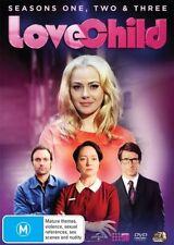 Love Child the complete Series Season 1, 2 & 3 DVD Box Set 7-Disc Set R4 New