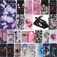 For LG Stylo 4/Stylo 3 Plus/K30/K20 Plus Wallet Card Holder Leather Case Cover