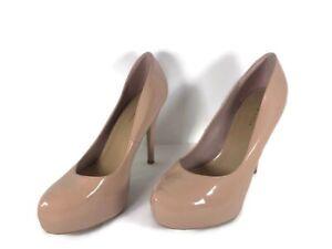 New Look Women's Court Shoes Nude Beige High Heel Stilettos Shoe UK Size 6 EU 39