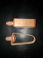 "10 Pc Lot!Swivel Ring Tear Drop Pipe Hanger copper coated 3/8""Ip-1/2""Ct"