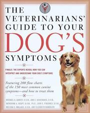 The Veterinarians' Guide to Your Dog's Symptoms-ExLibrary