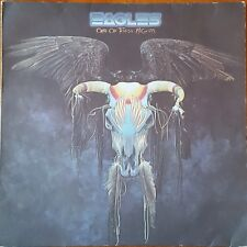 Eagles, One Of These Nights A3/B2  Embossed Sleeve Vinyl LP Album Ex.