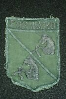 Vietnam War Army 3rd Squadron 17th Cavalry Regiment Air Cav Theater Made Patch