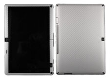 Skinomi Carbon Fiber Full + Screen Protector for Acer Iconia Tab W500