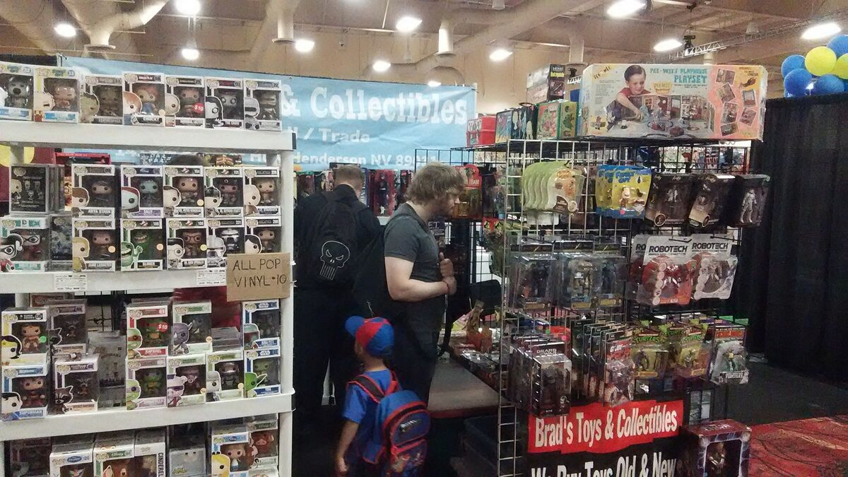 Brad's Toys & Collectibles
