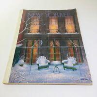 The New Yorker: Jan 21 1956 - Full Magazine/Theme Cover Edna Eicke