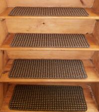 13  Step 10'' x 30'' Landing 30'' x 30'' In/Outdoor Stair Treads Non-Slip Vinyl.