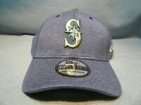 New Era 39thirty Seattle Mariners Team Pennant S/M or M/L BRAND NEW cap hat SEA