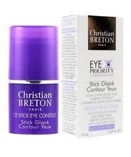 2x🌟Christian Breton Eye Priority Stick Glace Contour Yeux Ice Stick Eye Contour