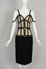 Alexander McQueen 2003 Zipper Corset Dress (S/M)