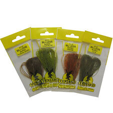 Veniard Sili Rubber Legs for Fly Tying Hoppers Daddy Long Legs for Trout Flies