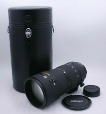 [Near Mint- in Case] Nikon AF NIKKOR 80-200mm F/2.8 D ED New Type Zoom Lens
