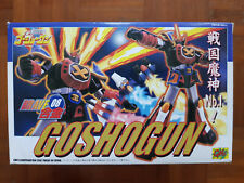 New Vintage Cms Chogokin Brave 08 Goshogun Box Has Got Wear On Edges