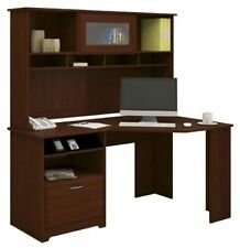 bush modern corner desksl shaped desks office furniture - Bush Office Furniture